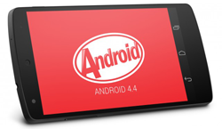 Latest Android Kitkat 4.4