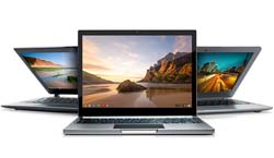 top three google chrome books