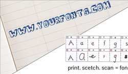 how to get free fonts