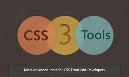best CSS Front-end Developer Tools