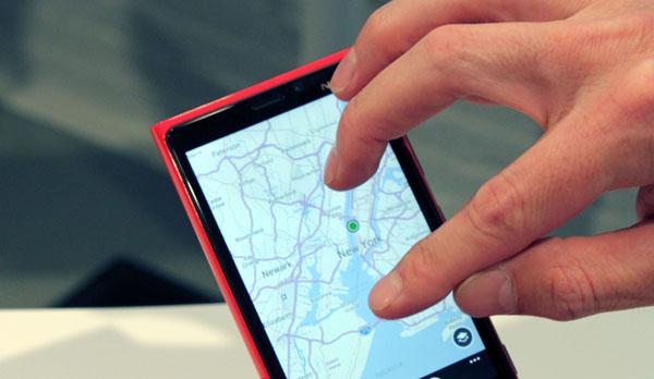 Nokia Offline navigation App