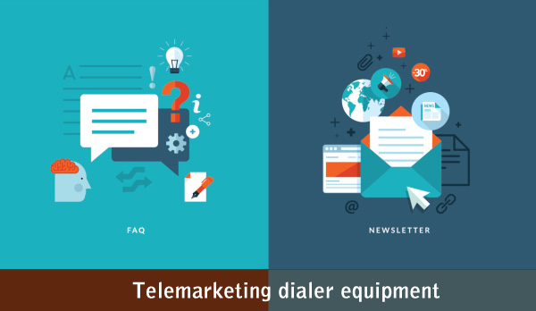 Telemarketing Dialer Equipment