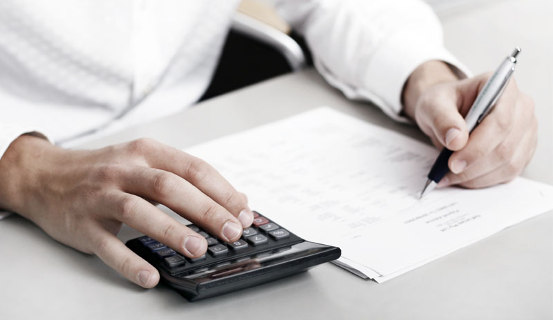 Accurate loan payment calculator