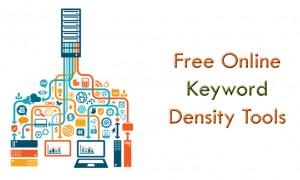 Free online keyword density tools