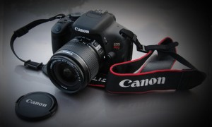 Best Five DSLR camera
