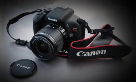 Best Five DSLR camera