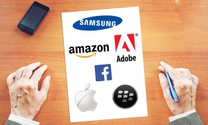 Tech Companies Brand Name