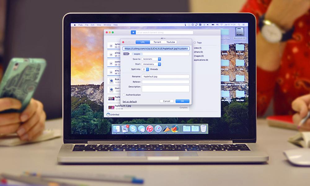 folx5 downloader for mac